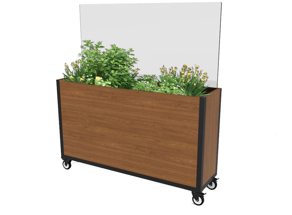 The Baylis Screen Planter